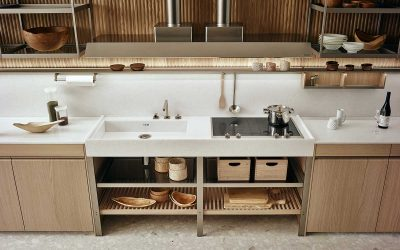 Cucina K-LAB by Giuseppe Bavuso per Ernestomeda. Presto in showroom!